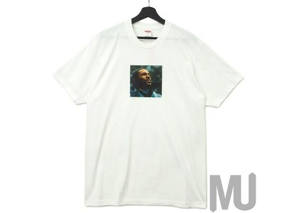 Supreme Marvin Gaye Tee Whiteの写真