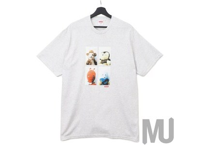 Supreme Mike Kelley AhhYouth! Tee Ash Greyの写真