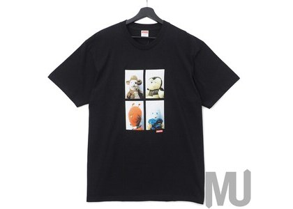 Supreme Mike Kelley AhhYouth! Tee Blackの写真