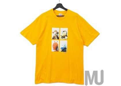 Supreme Mike Kelley AhhYouth! Tee Bright Orangeの写真