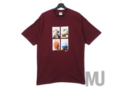 Supreme Mike Kelley AhhYouth! Tee Burgundyの写真