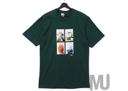 Supreme Mike Kelley AhhYouth! Tee Dark Greenの写真