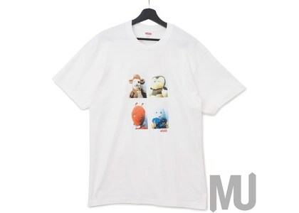 Supreme Mike Kelley AhhYouth! Tee Whiteの写真