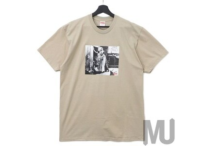 Supreme Mike Kelley Hiding From Indians Tee Clayの写真
