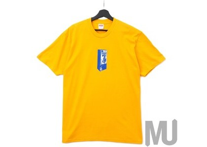 Supreme Payphone Tee Bright Orangeの写真