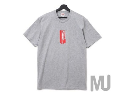 Supreme Payphone Tee Heather Greyの写真