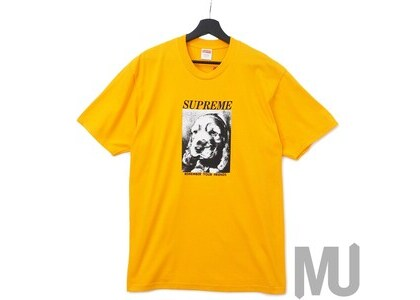 Supreme Remember Tee Bright Orangeの写真