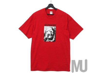 Supreme Remember Tee Redの写真