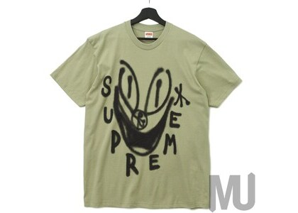 Supreme Smile Tee Clayの写真