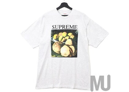 Supreme Still Life Tee Ash Greyの写真