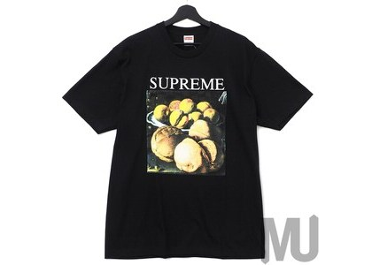 Supreme Still Life Tee Blackの写真
