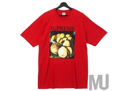 Supreme Still Life Tee Redの写真