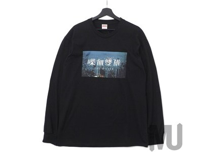 Supreme The Killer L/S Tee Blackの写真