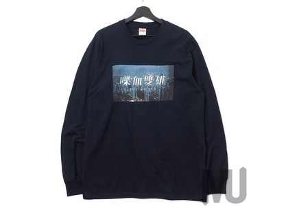 Supreme The Killer L/S Tee Navyの写真