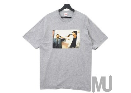 Supreme The Killer Trust Tee Heather Greyの写真