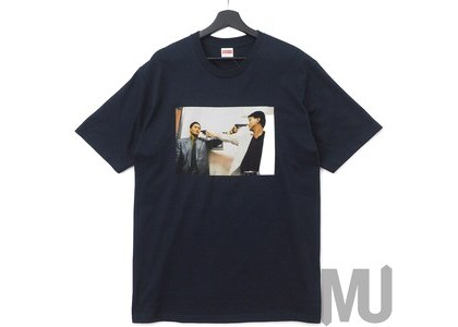 Supreme The Killer Trust Tee Navyの写真