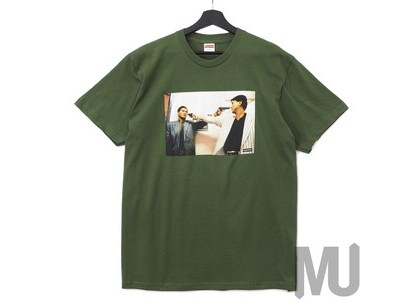 Supreme The Killer Trust Tee Oliveの写真