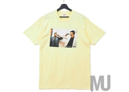 Supreme The Killer Trust Tee Pale Yellowの写真