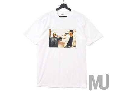 Supreme The Killer Trust Tee Whiteの写真