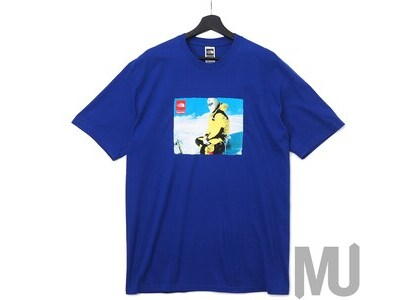 Supreme The North Face Photo Tee Royalの写真