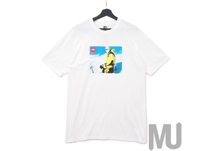 Supreme The North Face Photo Tee Whiteの写真
