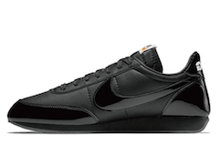 BLACK COMME des GARCONS × NIKE NIGHTTRACK BLACK/BLACK-WHITEの写真