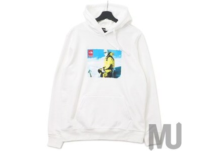 Supreme The North Face Photo Hooded Sweatshirt Whiteの写真