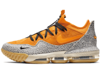 "Nike LeBron 16 Low ""Safari"""