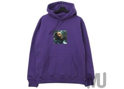 Supreme Marvin Gaye Hooded Sweatshirt Violetの写真