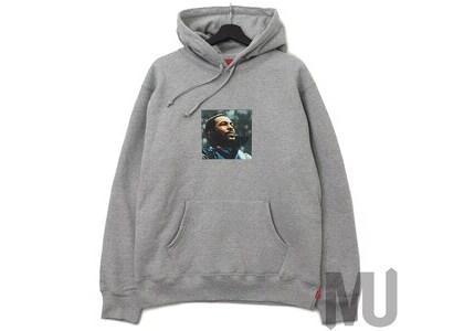 Supreme Marvin Gaye Hooded Sweatshirt Heather Greyの写真