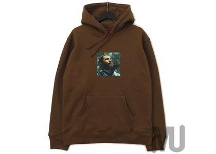 Supreme Marvin Gaye Hooded Sweatshirt Brownの写真