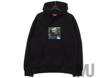 Supreme Marvin Gaye Hooded Sweatshirt Blackの写真