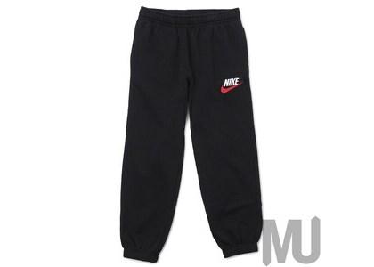 Supreme Nike Sweatpant Blackの写真