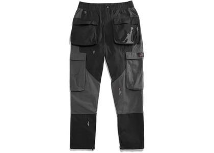 Travis Scott × Nike Jordan Cargo Pant Blackの写真