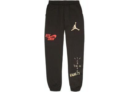 Travis Scott × Nike Jordan Cactus Jack Highest Sweatpant Brownの写真