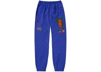 Travis Scott x McDonald's All American '92 II Nylon Pants Blueの写真
