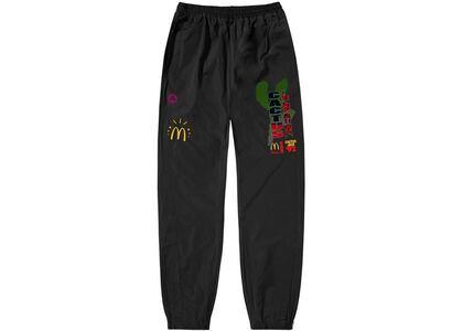 Travis Scott x McDonald's All American '92 Nylon Pants Blackの写真