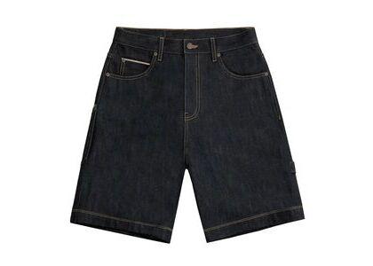 Travis Scott x McDonald's Cj Arches Denim Shorts Indigoの写真