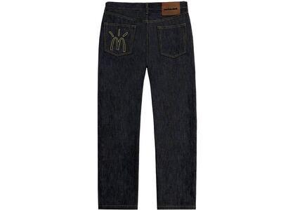 Travis Scott x McDonald's Cactus Arches Outline Denim Pants Blackの写真