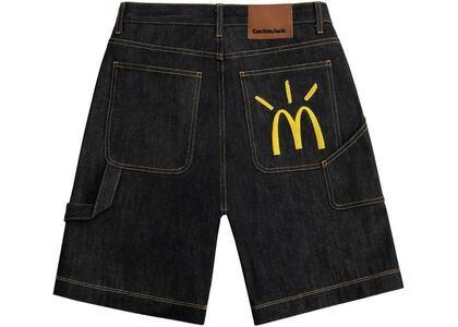 Travis Scott x McDonald's Cactus Arches Denim Shorts Indigoの写真
