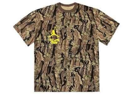 Travis Scott × Nike Jordan Cactus Jack Highest T-Shirt Camoの写真