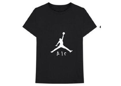 Travis Scott × Nike Jordan Jumpman Tee Blackの写真