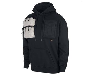 Travis Scott × Nike NRG AG Utility Hoodie Blackの写真