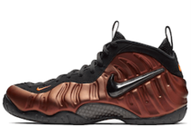Nike Air Foamposite Hyper Crimsonの写真