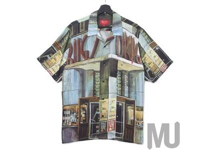Supreme Drugs Rayon Shirt Multicolorの写真