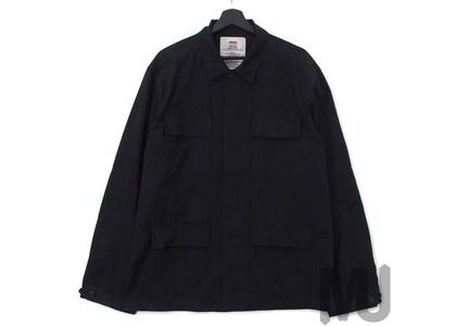 Supreme Hellraiser BDU Shirt Blackの写真