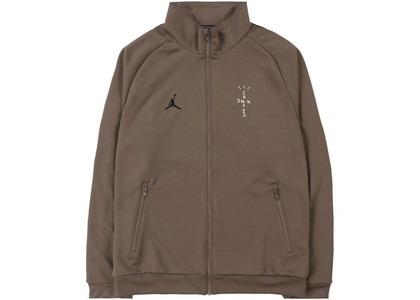Travis Scott × Nike Michael Jordan Track Jacket Palominoの写真