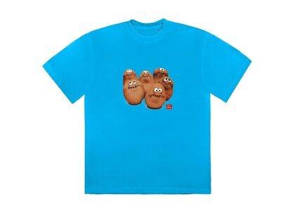 Travis Scott x McDonald's Squad II T-Shirt Blueの写真