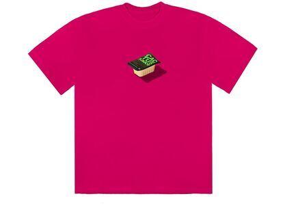 Travis Scott x McDonald's Cactus Sauce II T-Shirt Pinkの写真