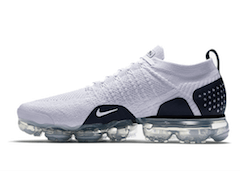 AIR VAPORMAX FLYKNIT 2 WHITE/BLACK-BLACKの写真